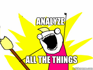 analyzeallthethings